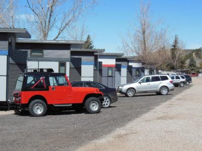 Aspen Skiing Company Tiny House Village