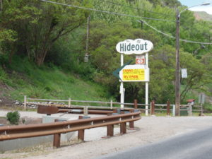 Hideout RV Park Glenwood Springs Colorado