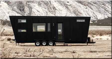 Tiny home by Landark RV