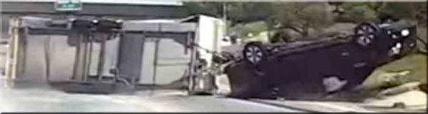 towing crash