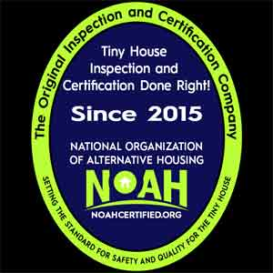 NOAH certification for tiny homes
