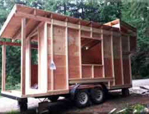 Saving Weight On Your Tiny House Build