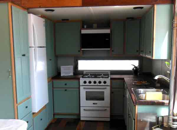 Tiny House Kitchen Appliances Life Consulting