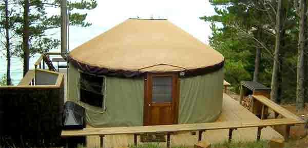 Yurt House : Design & build a custom yurt for personal use.